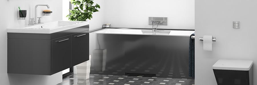 La conception de salle de bains