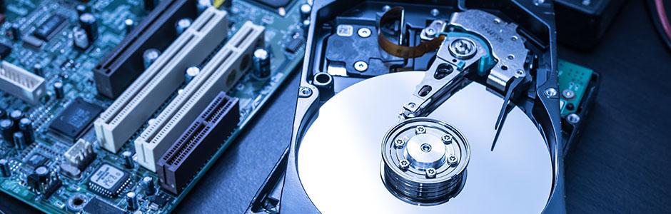 Les étapes de la récupération de données