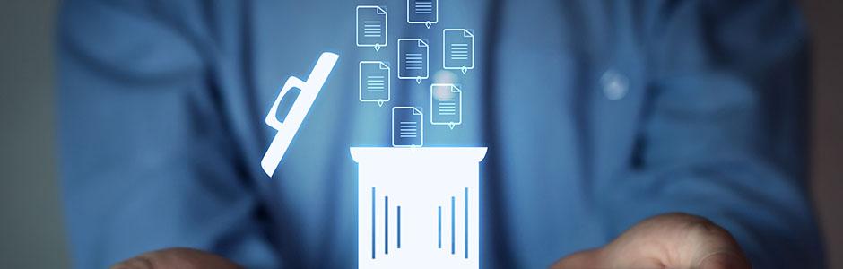 Migration et récupération de données