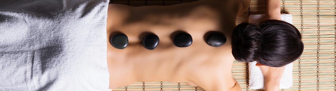 Le déroulement d'un massage aux pierres chaudes