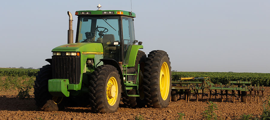 Tracteur & Matériel Agricole