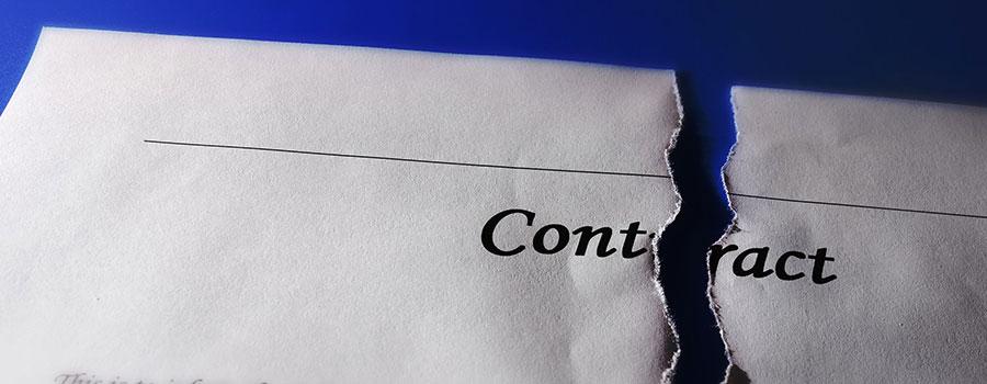 La rupture du contrat de travail et le licenciement