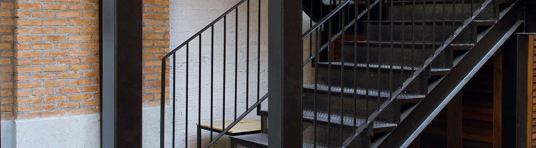 Fabrication de rampes pour escaliers