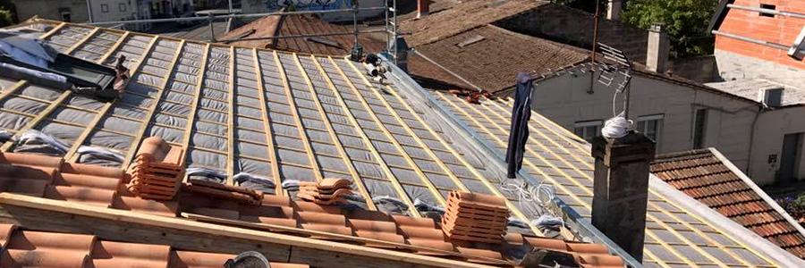 La création de fenêtre de toit et lucarne
