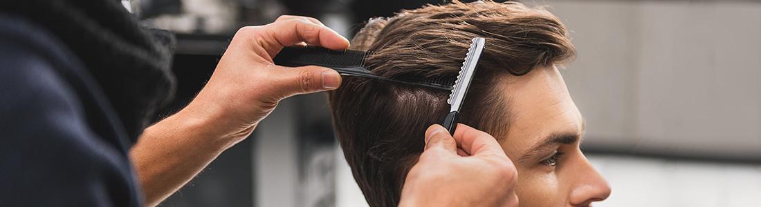 Les coupes de cheveux pour les hommes