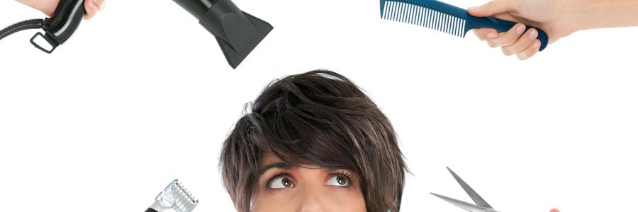 La coiffure pour femme