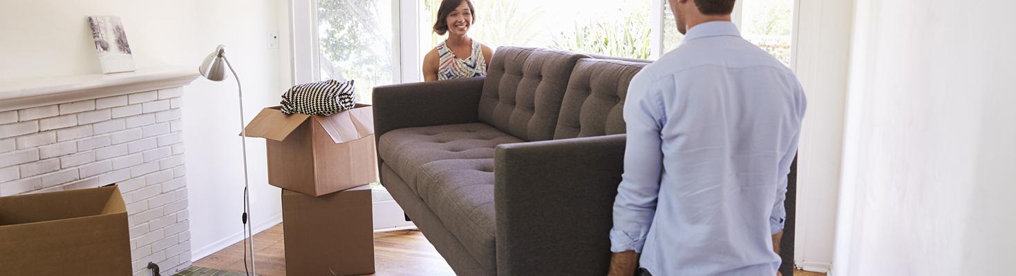 Le fonctionnement du garde-meubles à Marseille et Aubagne