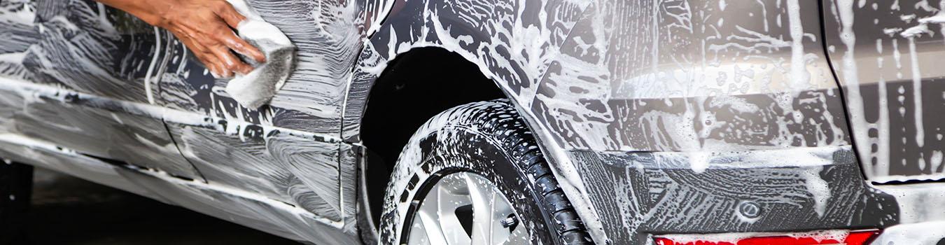 Le lavage automobile extérieur