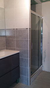 Travaux de salle de bains à Hélesmes - Société de rénovation