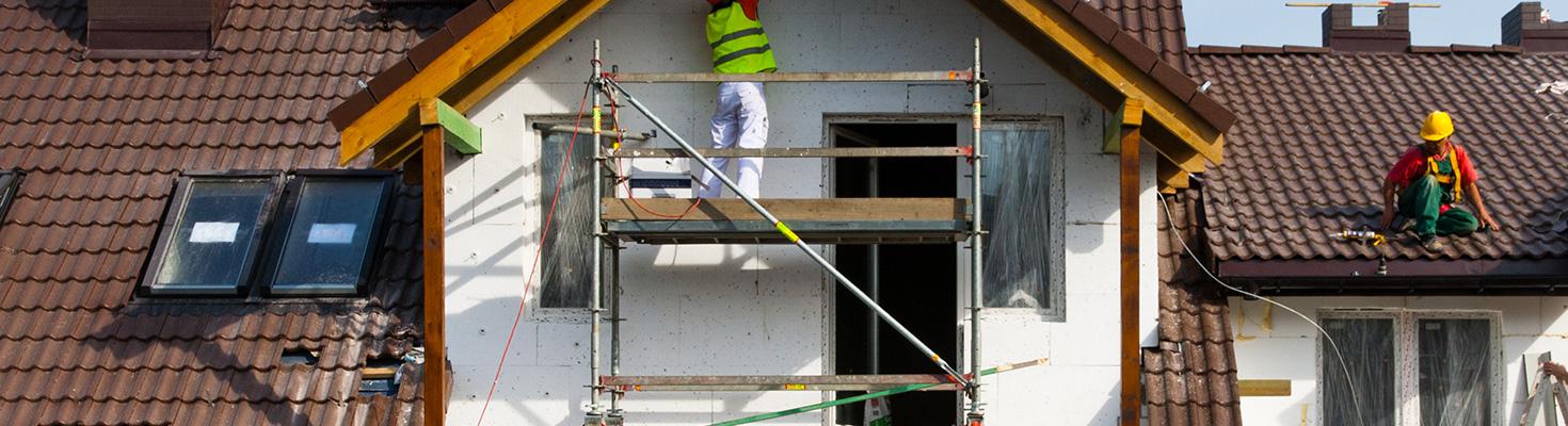 Ravalement et entretien de façade à Grimbergen (Bruxelles)