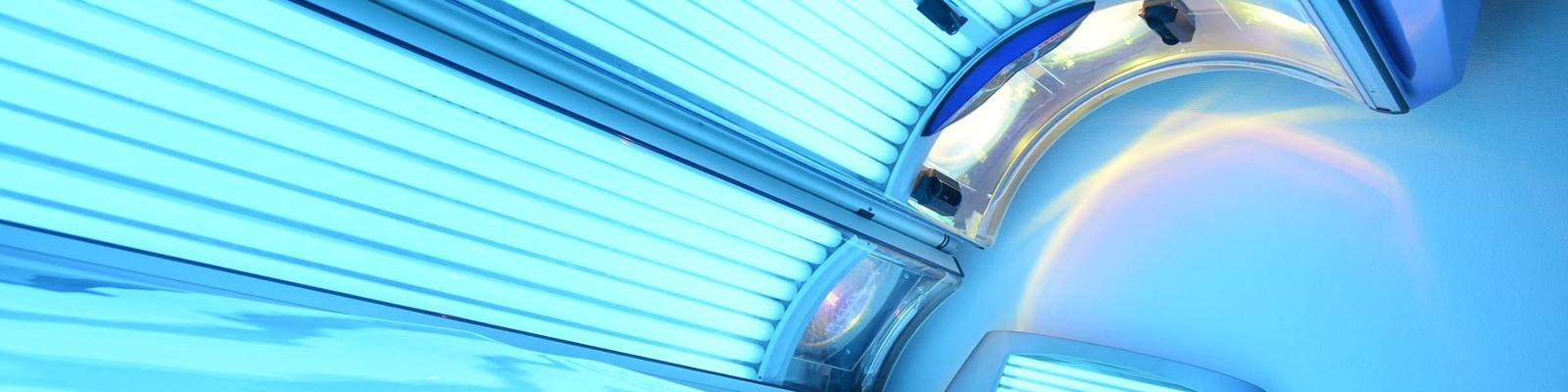 Le bronzage en cabine UV