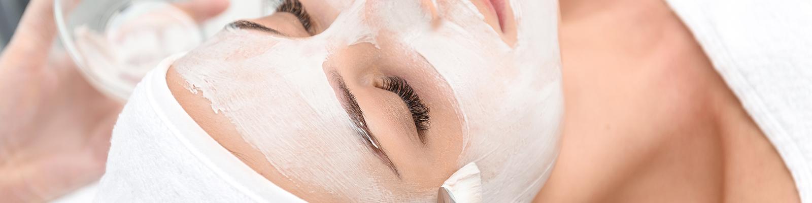 Le soin du visage