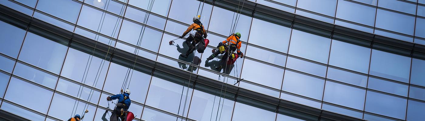 Service de nettoyage des vitres à domicile