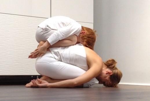 Les bienfaits du yoga sur les enfants
