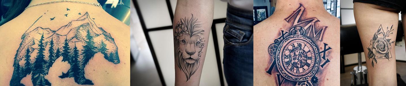 Salon de tatouage à Rouen – Inside Tattoo