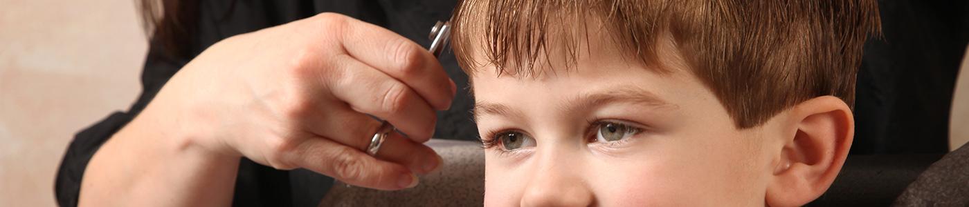 Coiffure enfant – Salon de coiffure à Enghien-les-Bains