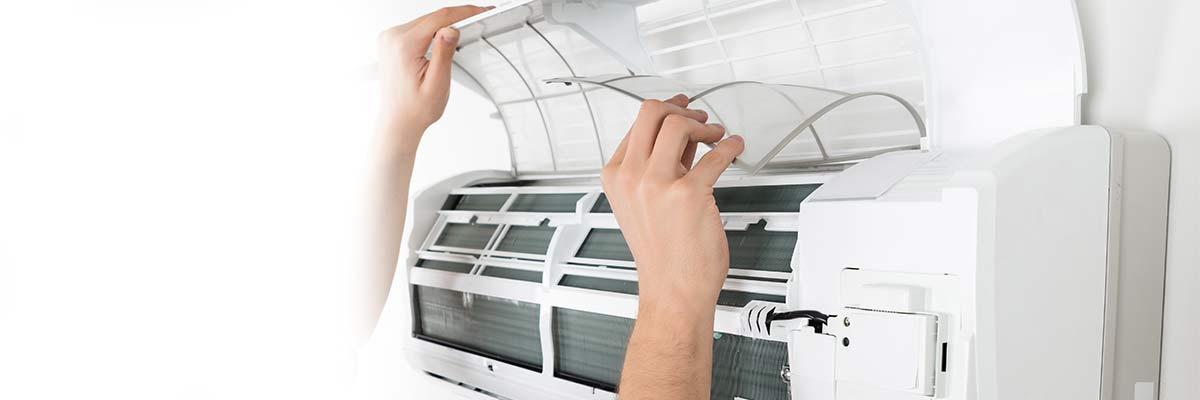 Réparation et la maintenance de pompe à chaleur air à air
