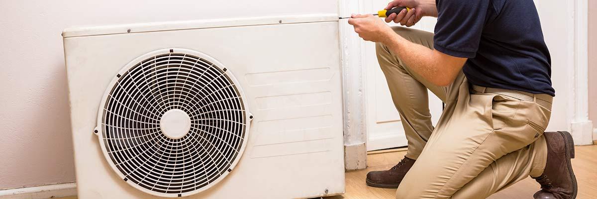 La réparation de la ventilation