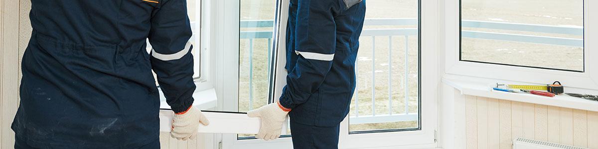 Service de vitrerie