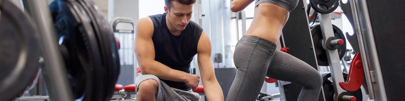Un espace cardio et musculation