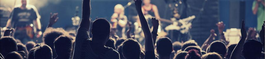 Salle de concert à Eragny
