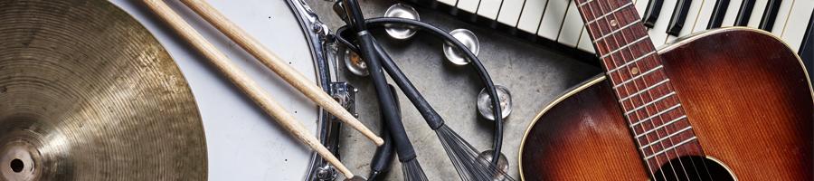 Réparation d'instrument de musique à Eragny
