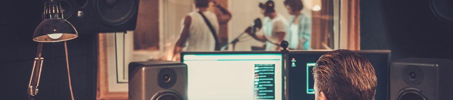 Studio de répétition et d'enregistrement à Eragny