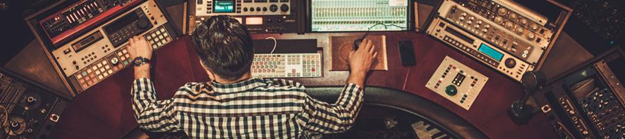 studio d'enregistrement et salle de concert à Eragny