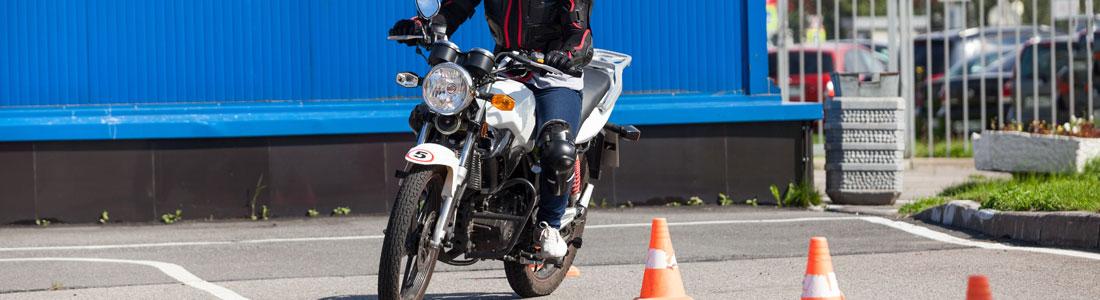 La préparation au permis moto