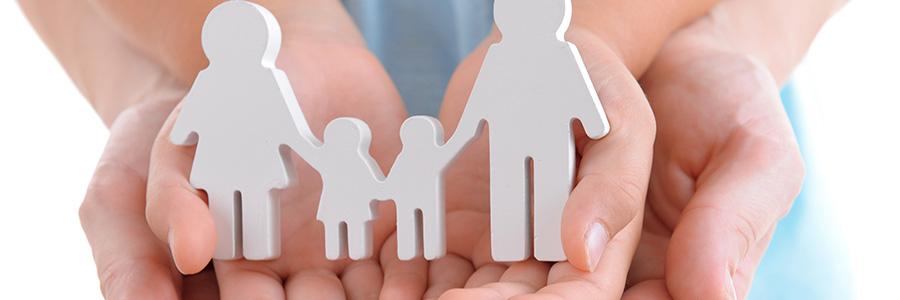 L'hébergement et la garde des enfants