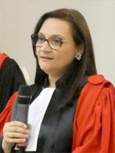 Madame le Professeur Laurence WEIL