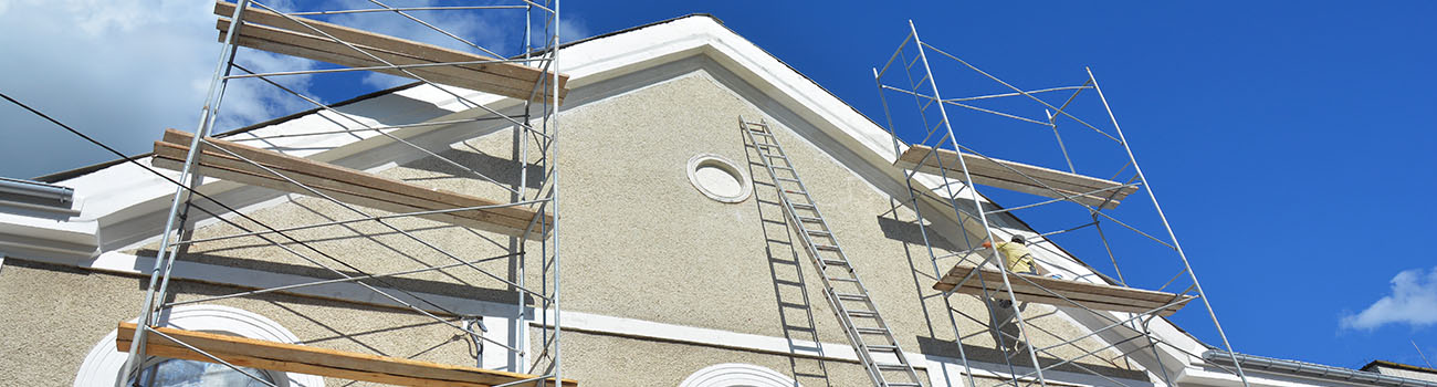 Ravalement de façade – Couvreur à Enghien-les-Bains