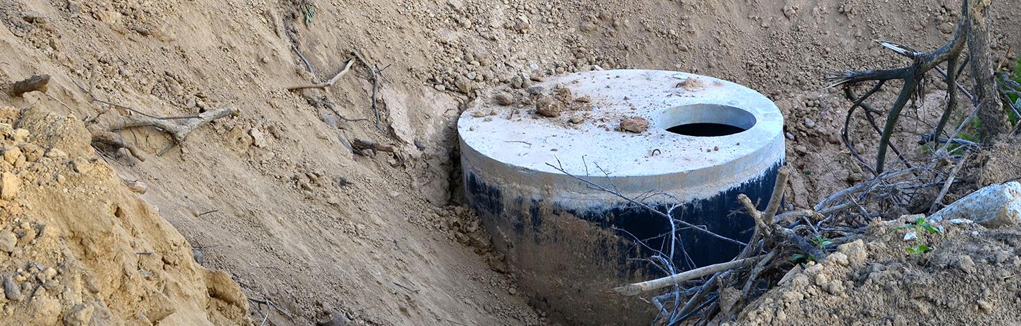 Remplacement de fosse septique