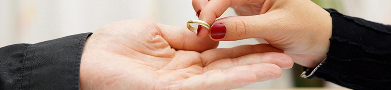 Les différentes formes de divorce