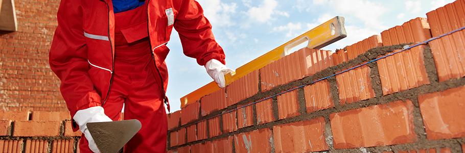 La construction des murs