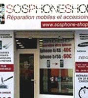 Votre Boutique de RéparationSmartphoneSOSPHONESHOP à Marseille