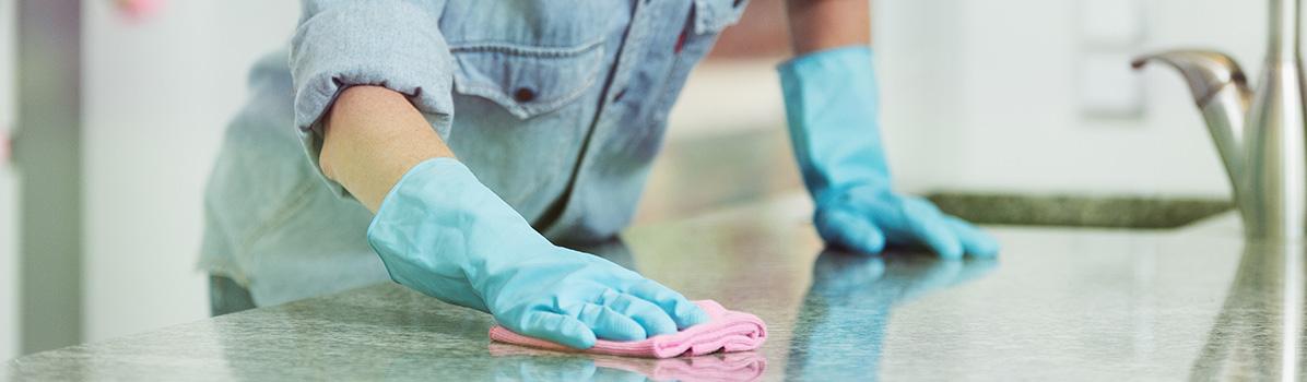 La prise en charge de l'aide-ménagère