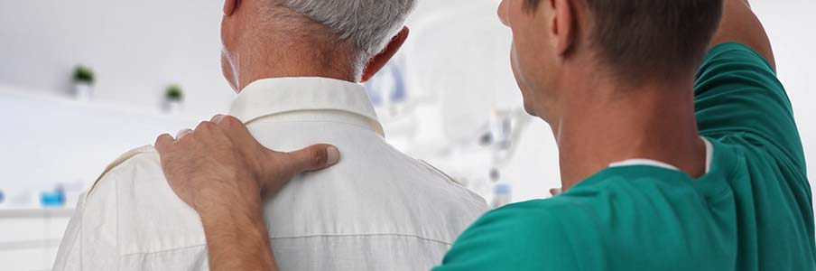 L'administration du traitement par sonde ou perfusion