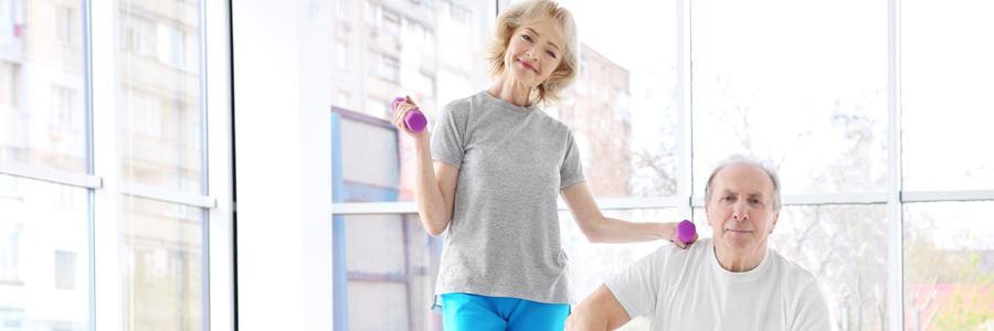 Osthéopathie pour les seniors