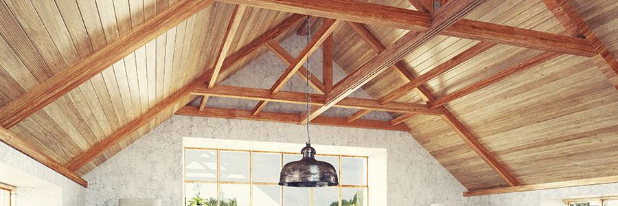 Charpentier-couvreur à Lyon – Couverture, charpente & maison en bois