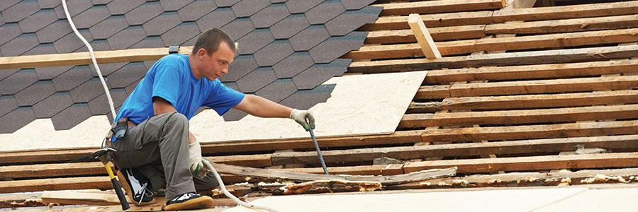 La rénovation et le renforcement de la charpente