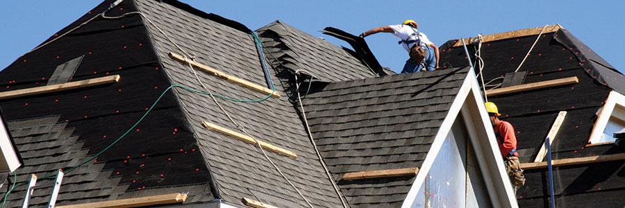 La réparation d'étanchéité de la toiture