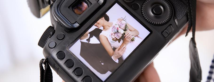 Comment réussir des photos de mariage ?