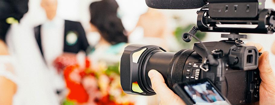 Une prestation photo et vidéo de mariage
