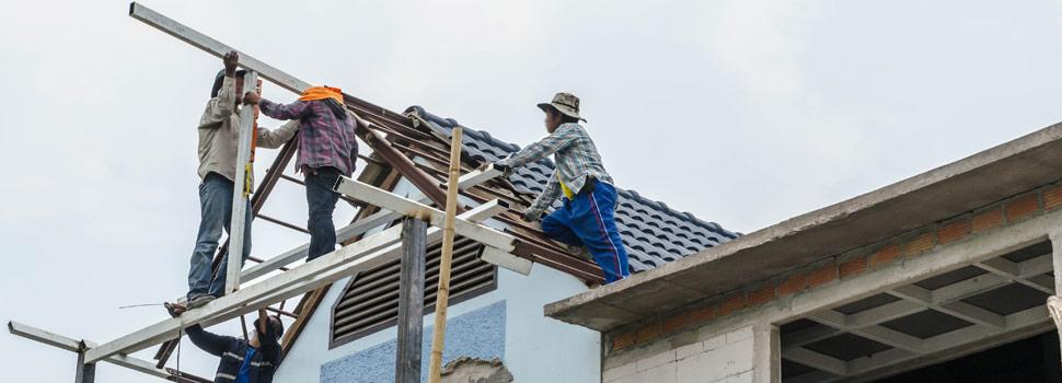Rénovation de toiture - Artisan couvreur à Herblay (Ile-de-France)