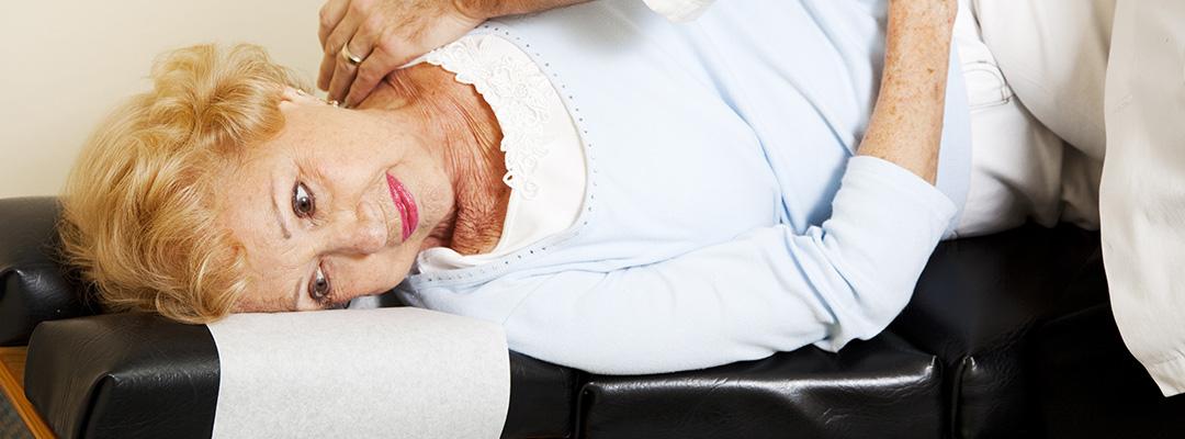 Ostéopathe pour senior à Fegersheim