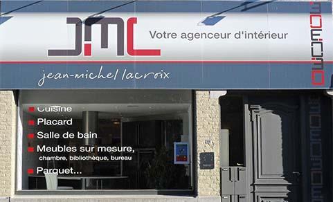 Aménagement de cuisine, placard, salle de bain et mobilier sur-mesure à Namur
