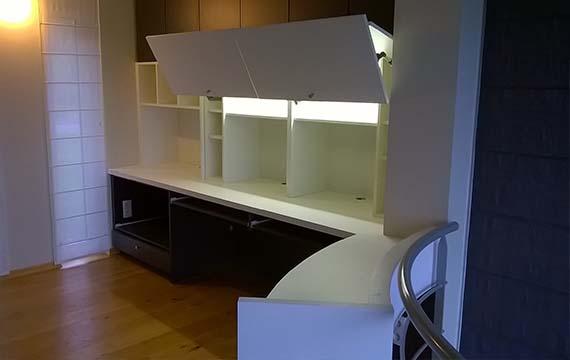 Meuble de bureau et espaces professionnels