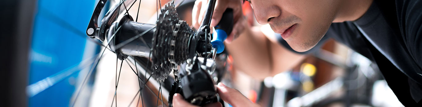 Les problèmes fréquents de vélo