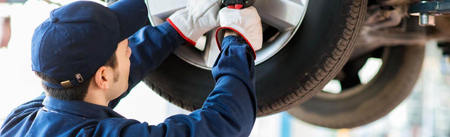 Réparation des pneumatiques - Garage à Sains-du-Nord